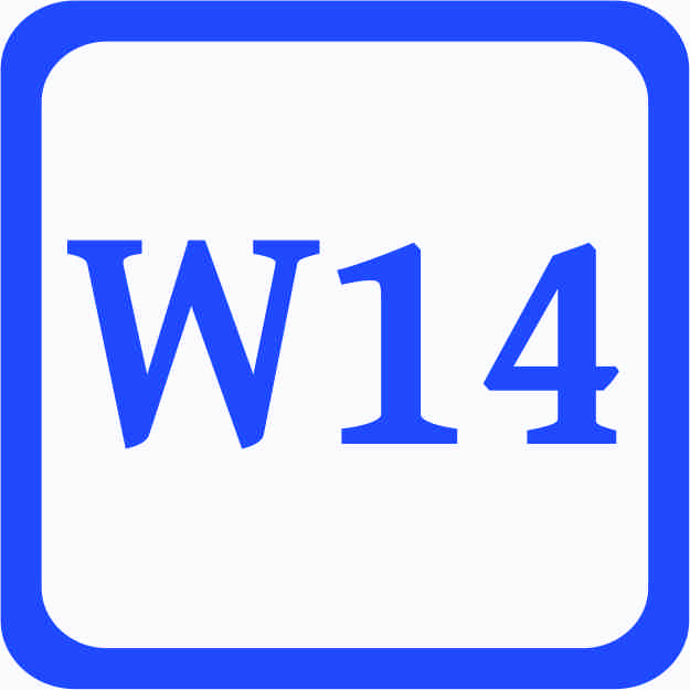 S1P - Sonderweite W14