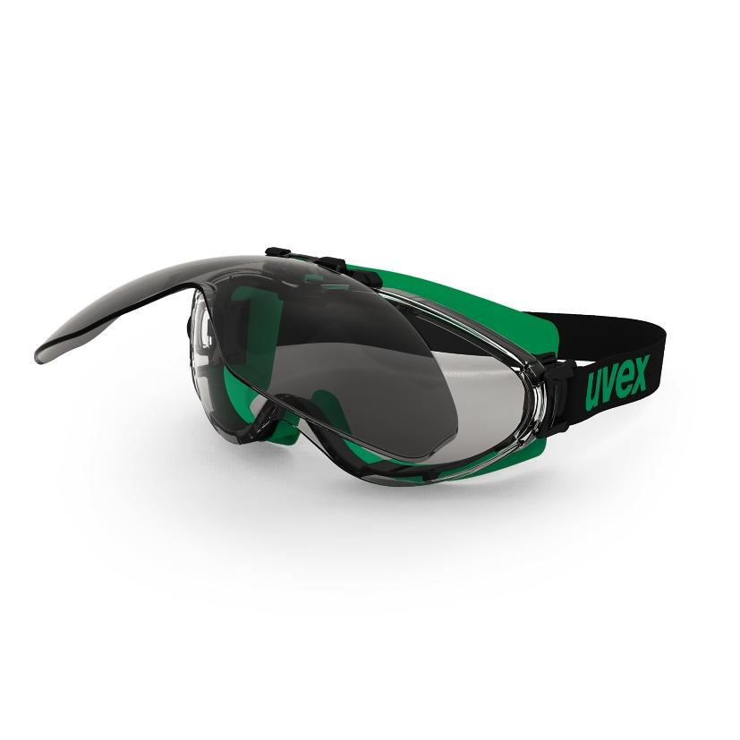 uvex 9302 - ultreasonic flip-up - Schweißerschutzbrille