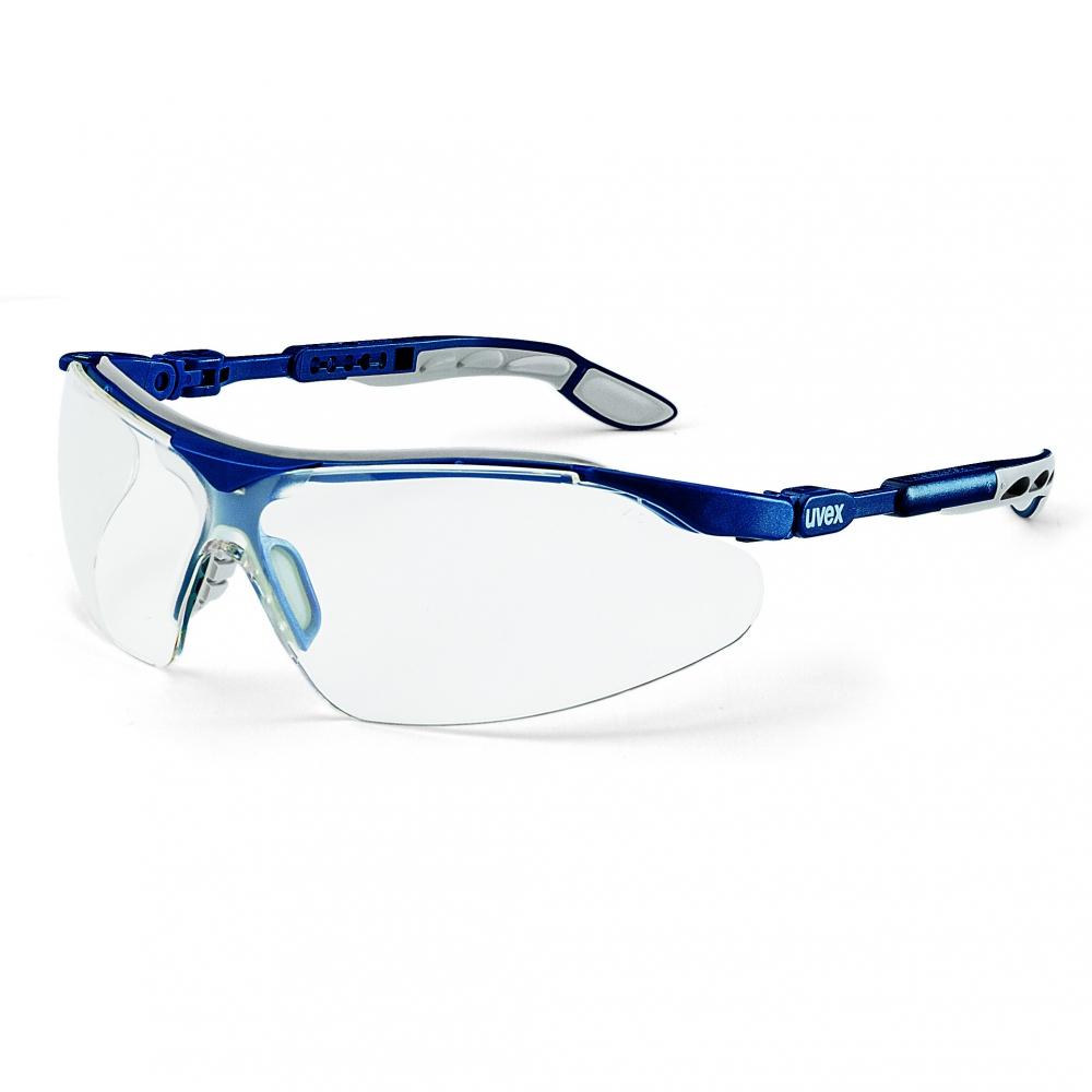 uvex i-vo 9160 Schutzbrille: kratzfest, chemikalienbeständig