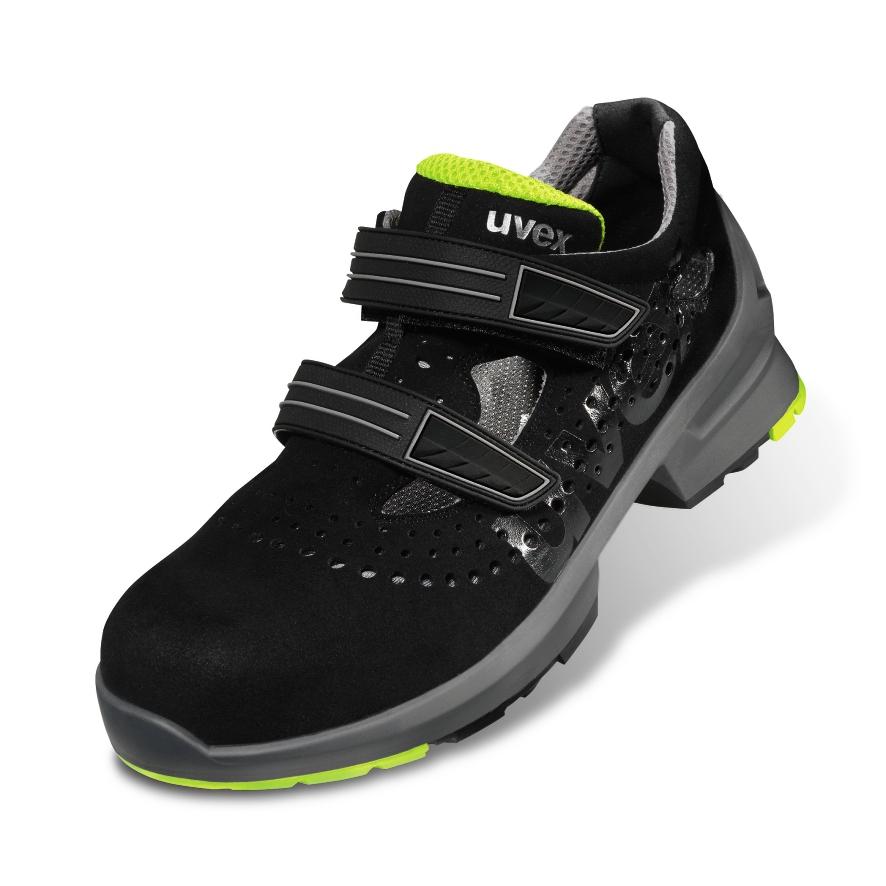 ESD uvex 1 - 8542 - Sandale - EN ISO 20345:2011 - S1 - SRC - W12
