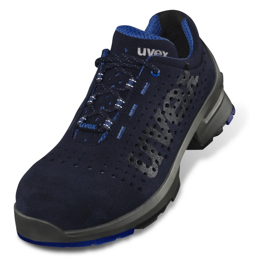 ESD uvex 1 - 8531 - Halbschuh - EN ISO 20345:2011 - S1 - SRC - W12