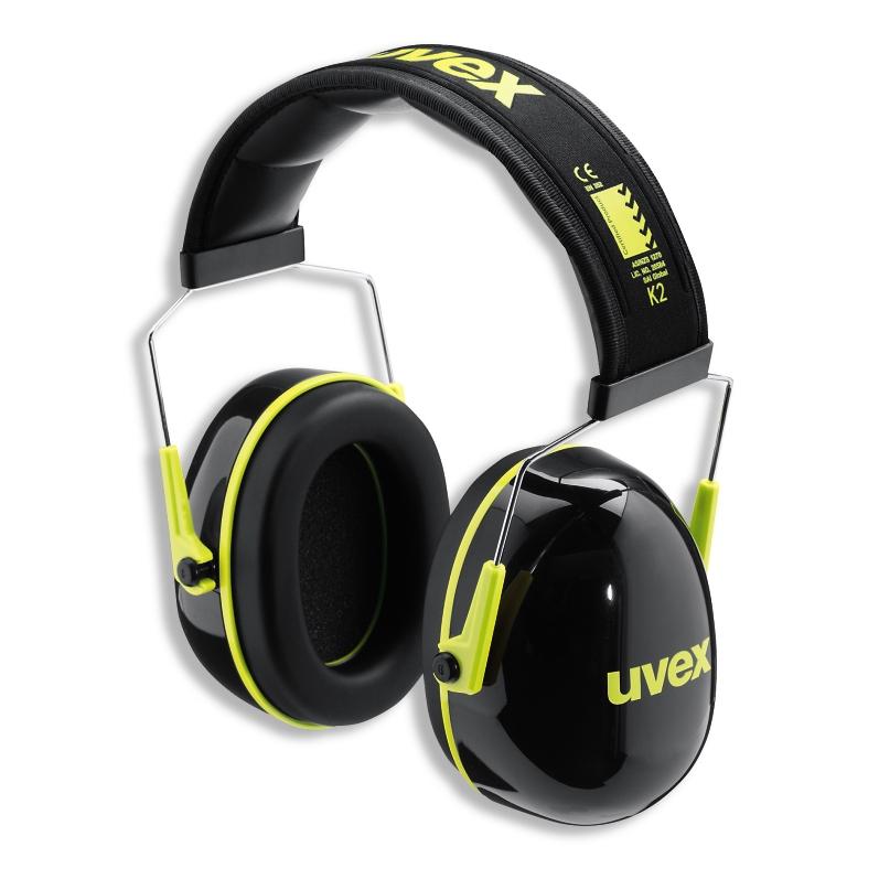 uvex K2 - Kapselgehörschutz - SNR 32 dB