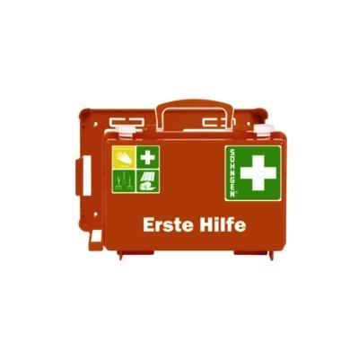 Erste-Hilfe-Koffer - Modell QUICK-CD - Norm DIN 13157