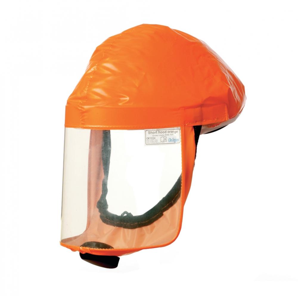 Dräger X-plore Kurze Haube TH2 (orange)