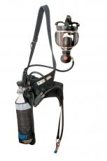 Dräger PAS Colt Kurzzeit-Pressluftatmer (EN 137) mit präzisem Manometer Hochdruckwarnsignal
