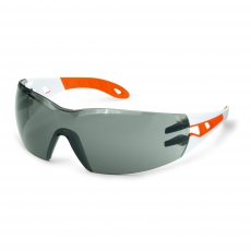 uvex pheos s 9192 Schutzbrille: kratzfest, beschlagfrei