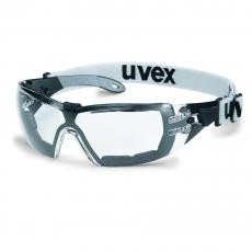 uvex pheos guard 9192 Schutzbrille: kratzfest, beschlagfrei