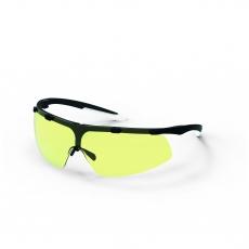 uvex super fit 9178 Schutzbrille: kratzfest, beschlagfrei