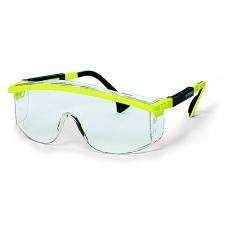 uvex astrospec 9168 Schutzbrille: kratzfest, chemikalienbeständig