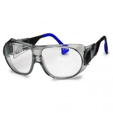 uvex futura 9180 Schutzbrille: kratzfest, chemikalienbeständig