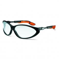 uvex cybric 9188 Schutzbrille: kratzfest, chemikalienbeständig