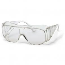 uvex 9161 Überbrille: unbeschichtet