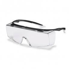 uvex super f OTG 9169 Überbrille: kratzfest, chemikalienbeständig