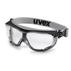 uvex carbonvision 9307 Vollsichtbrille: kratzfest, beschlagfrei