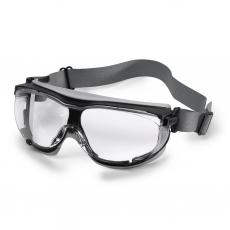 uvex carbonvision Vollsichtbrille: kratzfest, beschlagfrei