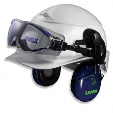 uvex ultrasonic 9302 Vollsichtbrille: kratzfest, beschlagfrei