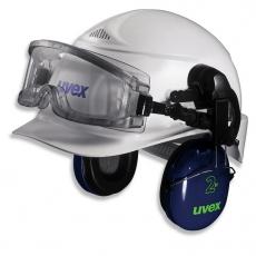 uvex ultravision 9301 Vollsichtbrille: Innen beschlagfrei