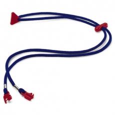 uvex Brillenhalteband blau für duo-flex Bügel