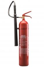 Gloria - KS 5 ST - CO² - Dauerdruckfeuerlöscher mit Handhebel-Armatur - DIN EN 3, GS, CE, MED