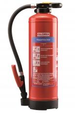 Gloria - STAR-LINE - WH 9 STAR - Hochleistungs-Wasser-Feuerlöscher mit Wandhalter - DIN EN 3, GS, CE