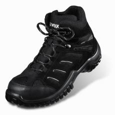 ESD uvex motion black - 6969 - Stiefel - EN ISO 20345:2011 - S1P - SRC - W11