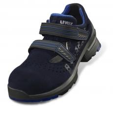 ESD uvex 1 - 8530 - Sandale - EN ISO 20345:2011 - S1 - SRC - W12