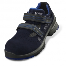 ESD uvex 1 - 8530 - Sandale - EN ISO 20345:2011 - S1 - SRC - W11