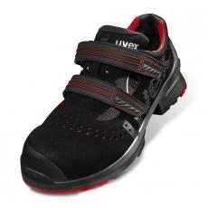 ESD uvex 1 - 8536 - Sandale - EN ISO 20345:2011 - S1P - SRC - W10
