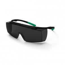 uvex super f OTG 9169 Schweißerbrille: kratzfest