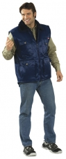 Winterbekleidung - Gletscher Piloten Weste - 0341