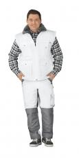 Winterbekleidung - Gletscher Piloten Weste - 0355