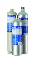 Eingasflasche Kohlenstoffdioxid CO2/Luft